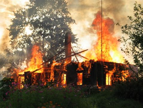 Inferno「House on Fire」:スマホ壁紙(11)