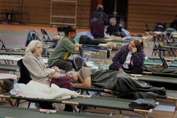 The Natural World「Massachusetts Town Center Evacuated Over Dam Break Fears」:写真・画像(4)[壁紙.com]