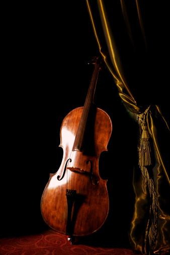 Bass Instrument「Cello」:スマホ壁紙(18)