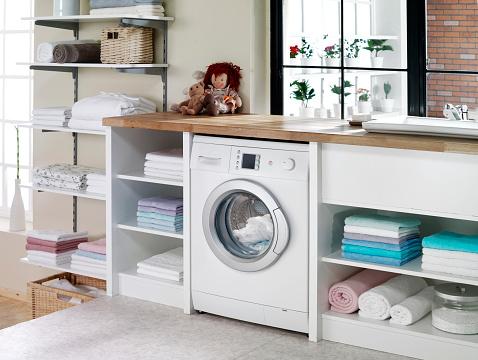 Cleaning「laundry room」:スマホ壁紙(13)