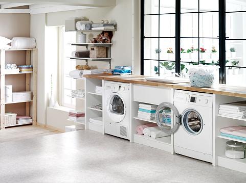 Cleaning「laundry room」:スマホ壁紙(1)