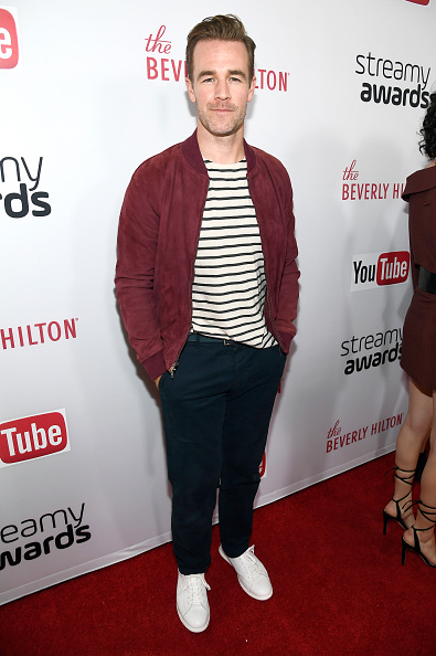 Frazer Harrison「The 6th Annual Streamy Awards Hosted By King Bach And Live Streamed On YouTube - Red Carpet」:写真・画像(4)[壁紙.com]