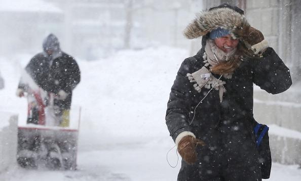 Winter「Massive Blizzard Hits New England」:写真・画像(12)[壁紙.com]