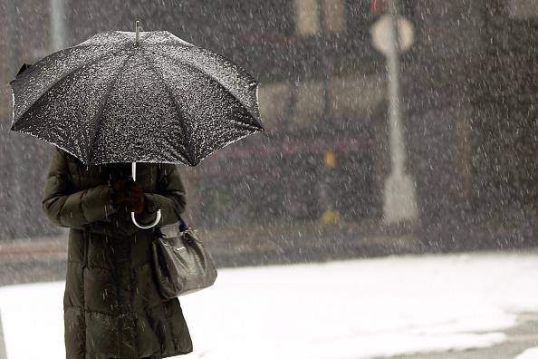 Snow「New York City Battles Through Another Winter Storm」:写真・画像(3)[壁紙.com]