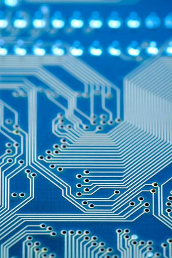 Circuit Board「Circuit Board close-up」:スマホ壁紙(16)
