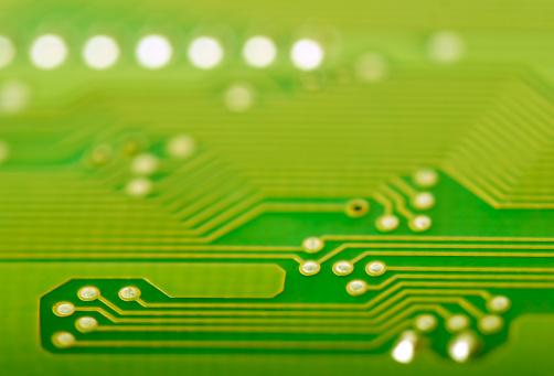Soldered「Circuit Board close-up」:スマホ壁紙(14)