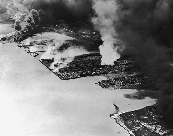 Exploding「Texas City Disaster」:写真・画像(5)[壁紙.com]