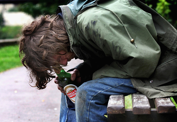 Homelessness「Pubs And Clubs in England and Wales Prepare For New Licensing Laws」:写真・画像(9)[壁紙.com]
