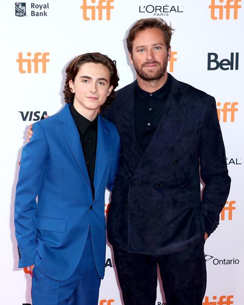 """アーミー ハマー「2017 Toronto International Film Festival - """"Call Me By Your Name"""" Premiere」:写真・画像(0)[壁紙.com]"""