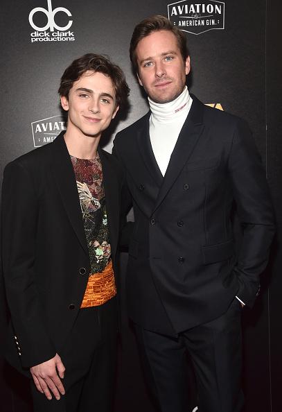 アーミー ハマー「22nd Annual Hollywood Film Awards - Press Room」:写真・画像(9)[壁紙.com]