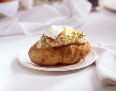 Sour Cream「Baked potato with sour cream」:スマホ壁紙(16)
