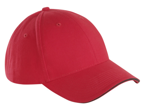 Hat「Red Baseball Cap」:スマホ壁紙(1)