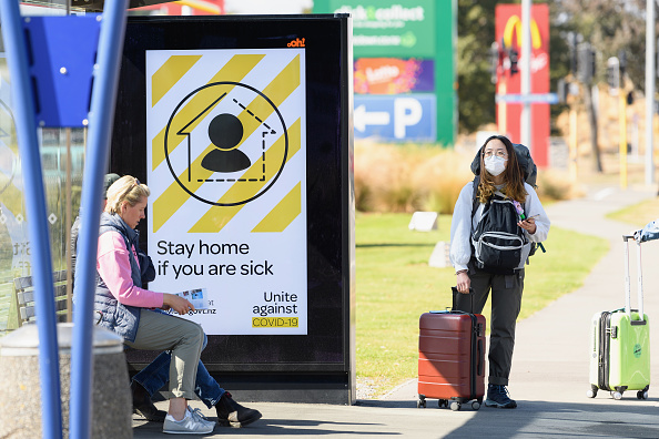 COVID-19「Concern Grows In New Zealand As Coronavirus Continues To Spread」:写真・画像(7)[壁紙.com]