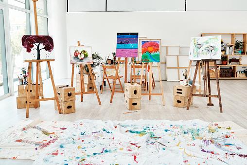 Art「The aftereffect of an art class」:スマホ壁紙(0)