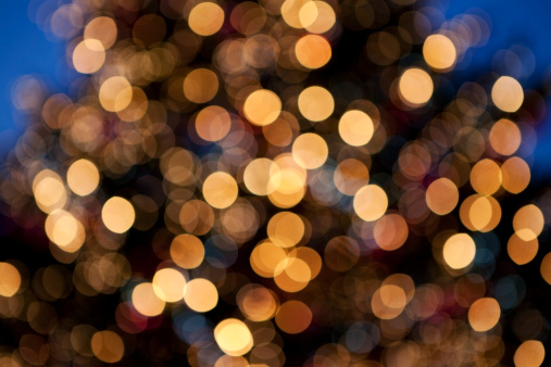キラキラ「winter illumination」:スマホ壁紙(19)
