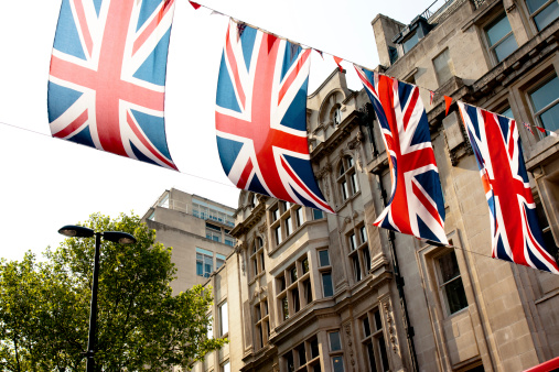 Oxford Street - London「london architecture: preparation for the queen's diamond jubilee」:スマホ壁紙(5)