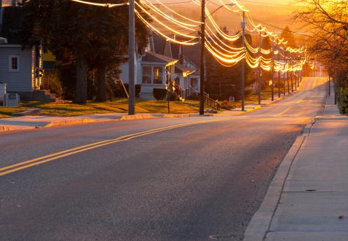 Cable「Sunset Street」:スマホ壁紙(8)