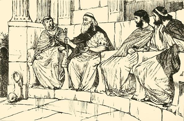Men「Timelon In The Syracusan Assembly」:写真・画像(4)[壁紙.com]