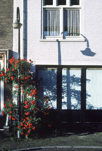 Light Effect「Old traditional street in Delft, Holland」:写真・画像(19)[壁紙.com]