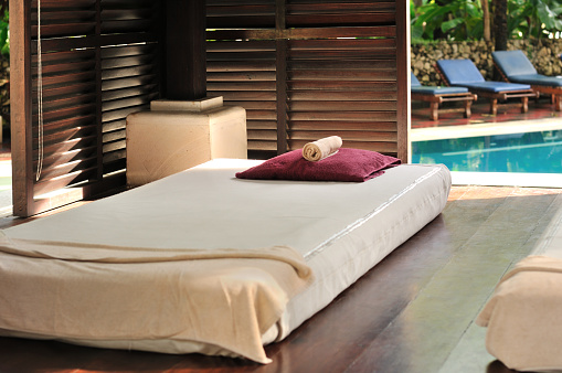 Bali「Luxury outdoor massage area」:スマホ壁紙(3)