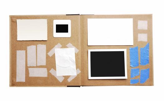 Scrapbook「Paper Pieces」:スマホ壁紙(10)