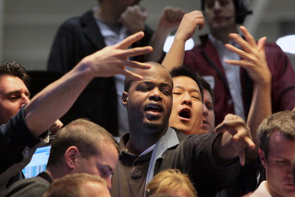 Growth「Stocks Inch Higher As Treasury Dep't Prepares To Sell Citigroup Shares」:写真・画像(15)[壁紙.com]