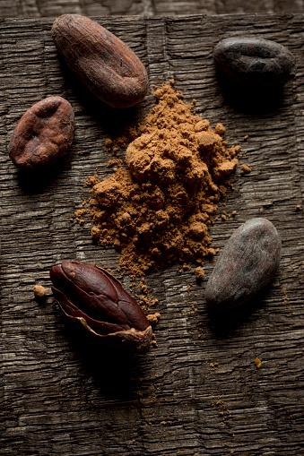 Seed「Cacao nibs and cocoa powder」:スマホ壁紙(11)