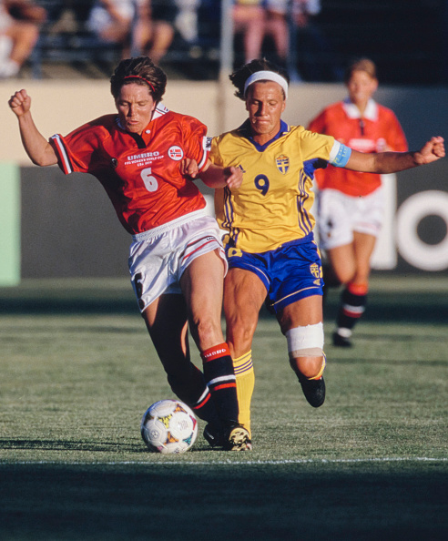 Women's Soccer「1999 FIFA Women's World Cup」:写真・画像(9)[壁紙.com]