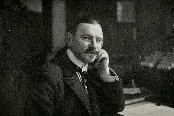 Animal Head「'Sir George Hastings', 1911」:写真・画像(7)[壁紙.com]