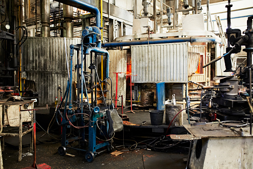 Workshop「Machinery for glass production」:スマホ壁紙(9)