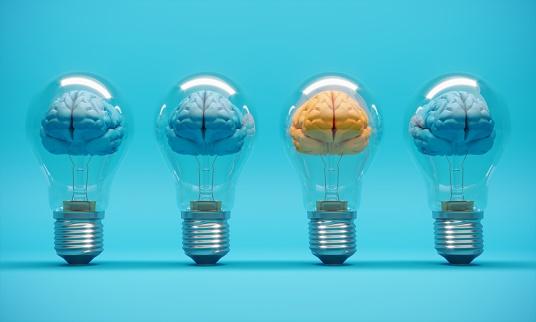 Intelligence「Creative Idea - Difference Concept」:スマホ壁紙(17)