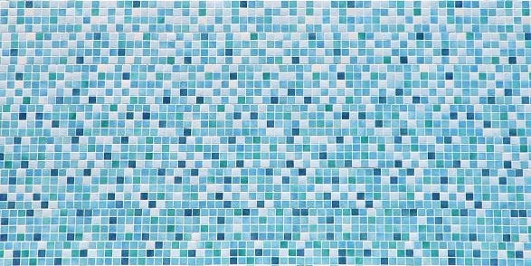 Building - Activity「Blue and white bathroom tile background」:スマホ壁紙(18)