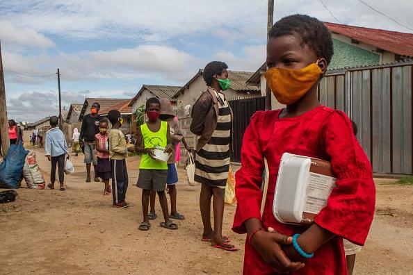 Zimbabwe「The Woman Feeding Harare's Covid-19 Lockdown Hunger」:写真・画像(11)[壁紙.com]
