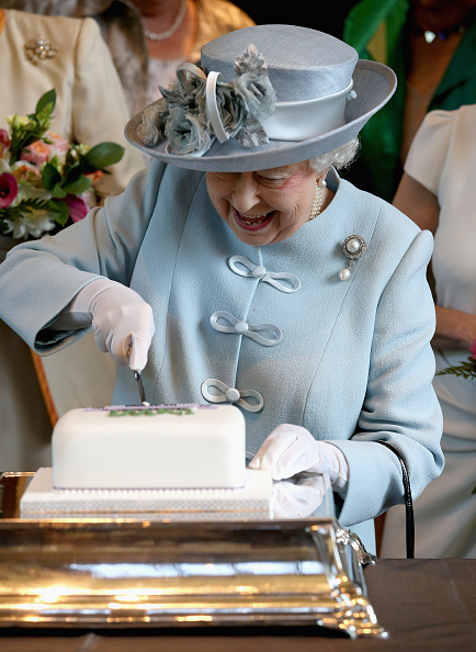 Food「Queen Elizabeth II Attends Centenary Annual Meeting Of The National Federation Of Women's Institute」:写真・画像(8)[壁紙.com]