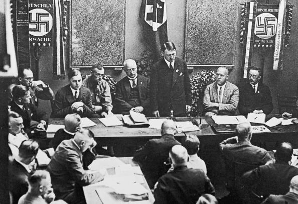 1920-1929「Nazi Meeting」:写真・画像(1)[壁紙.com]