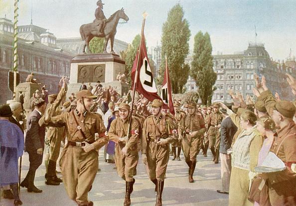 Nazism「Horst Wessel Leads」:写真・画像(9)[壁紙.com]