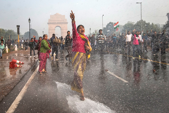 New「Protests In New Delhi Against Current Rape Laws」:写真・画像(1)[壁紙.com]