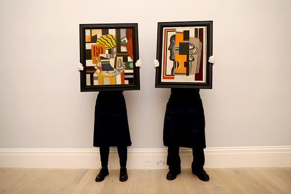 Auction「Impressionist, Modern & Surrealist Art Evening Sale Preview at Sotheby's London」:写真・画像(9)[壁紙.com]