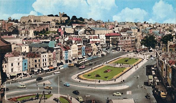 Traffic「City Centre Bristol Circa 1940s」:写真・画像(10)[壁紙.com]