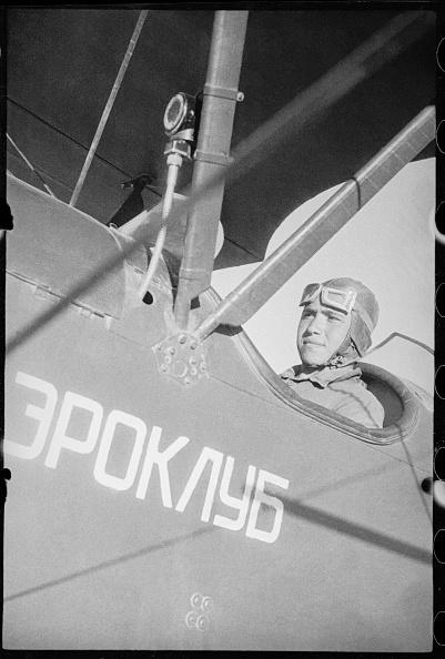 Max Penson「A Pilot」:写真・画像(15)[壁紙.com]