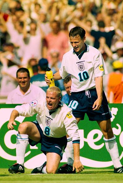 England「Paul Gascoigne Euro 96'」:写真・画像(4)[壁紙.com]