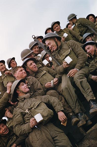 Army Soldier「Tommies' Tea Break」:写真・画像(1)[壁紙.com]