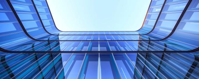 Postmodern「Modern Office Architecture panoarama 36Mpx」:スマホ壁紙(0)