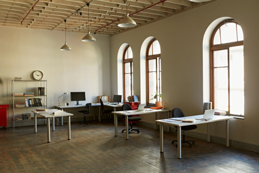 Arch - Architectural Feature「Modern office space」:スマホ壁紙(7)