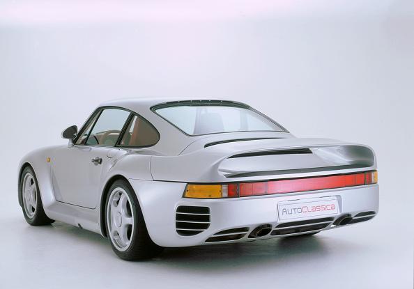 Model - Object「1988 Porsche 959」:写真・画像(8)[壁紙.com]