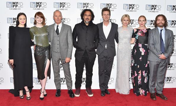 """千秋楽「Closing Night Gala Presentation Of """"Birdman Or The Unexpected Virtue Of Ignorance"""" - Arrivals - 52nd New York Film Festival」:写真・画像(18)[壁紙.com]"""