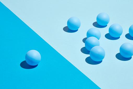 Confidence「Conceptual image of spheres」:スマホ壁紙(16)