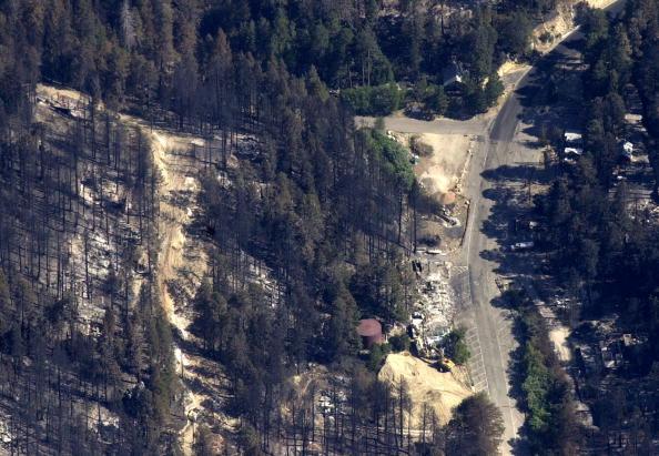 Aspen Tree「Aspen Fire Continues To Burn In Arizona」:写真・画像(15)[壁紙.com]