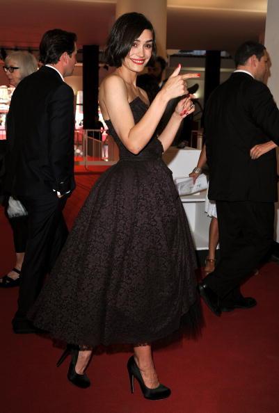 Strapless Dress「Road To Nowhere - Premiere:67th Venice Film Festival」:写真・画像(14)[壁紙.com]