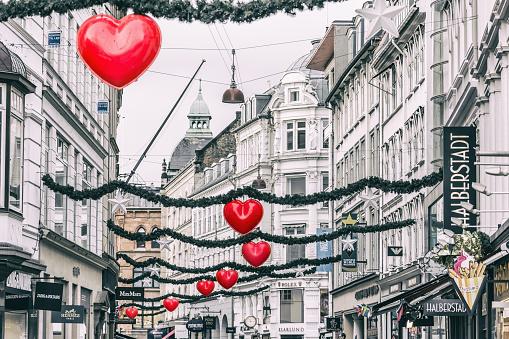 Danish Culture「Strøget street」:スマホ壁紙(8)